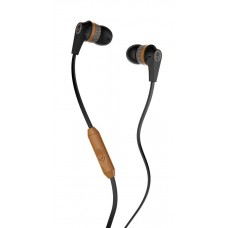 Căşti SKULLCANDY Ink`d Black Tan