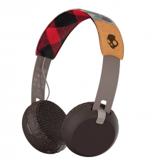 CASTI SKULLCANDY GRIND WIRELESS Tan Camo Brown