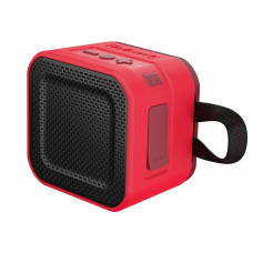 BOXA PORTABILA Cu Bluetooth SKULLCANDY BARRICADE MINI Red-Black