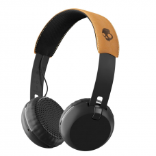 CASTI SKULLCANDY GRIND WIRELESS Black Tan