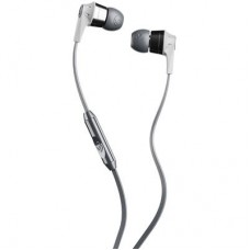 Căşti SKULLCANDY Ink`d Street GRey Chrome