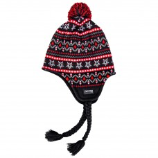 CACIULA  THRASHER MAGAZINE SHERPA BLACK/RED