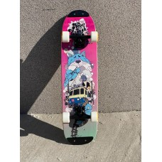 PLACA COMPLETA DE FREESTYLE PRO MODEL - CHRISTIAN HEISE - 7.6 SINGLE KICK HIBRID