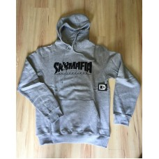 Hanorac SK8MAFIA Thrasher Sweat Grey