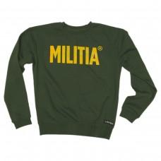 Bluza MILITIA verde