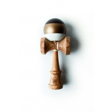 "KENDAMA SWEETS PRIME CUSTOM V10 - ""HOT CHOCO-LATTE"" - ZEBRANO- CUSHION CLEAR"