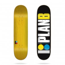 Placa Plan B Team Og Neon 7.75