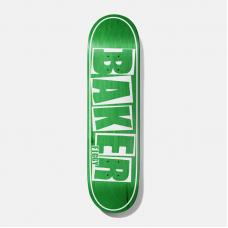 PLACA BAKER PRO MODEL FIGGY GREEN 8.25