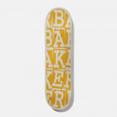 PLACA BAKER PRO MODEL RILEY HAWK 8.25 B2