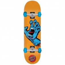 Placa completa de street SANTA CRUZ Screaming Hand Orange 7.8