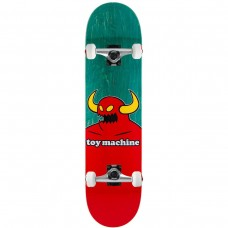PLACA COMPLETA TOY MACHINE MONSTER 8.0