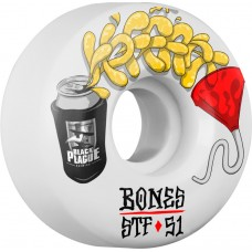 ROTI BONES WHEELS STF PRO HOFFART BEER BONG V2 51mm