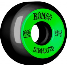 ROTI BONES WHEELS 100`s SIDE CUTS V5 54mm