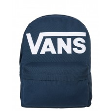 RUCSAC VANS OLD SKOOL 3 DRESS BLUE WHITE