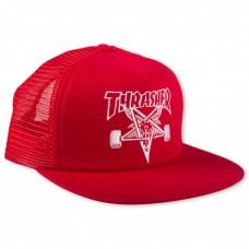 Şapcă THRASHER  SkateGoat RED