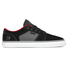 ETNIES - Barge LS - Black/Charcoal/Red