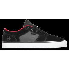 ETNIES - Barge LS - Black/Charcoal/Red