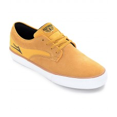 Lakai - Riley Hawk Gold Suede