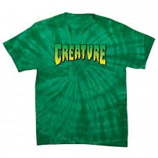TRICOU CREATURE SPIDER GREEN