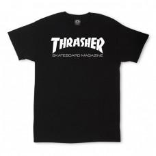 Tricou THRASHER SKATE MAG BLACK