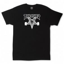 Tricou THRASHER SkateGoat Negru