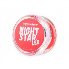 YOYO FACTORY NIGHT STAR RED